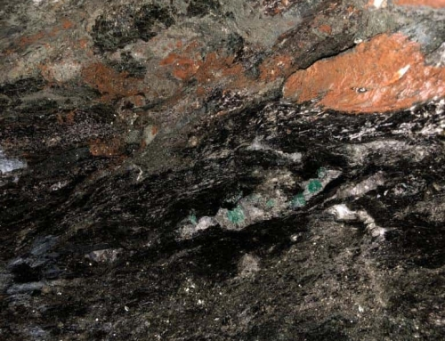 "Emerald Vein in ""Piteiras Mine"" Brazil"